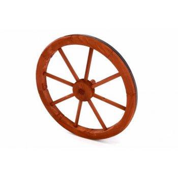 Dřevěné kolo Garth 45 cm - stylová rustikální dekorace D00237
