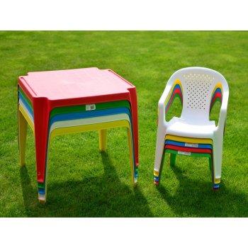 Dětský plastový stůl TONGA R41222