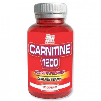 CARNITINE 1200 mg - 100 tablet - sportovní výživa AC05792