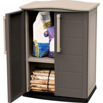 Plastová úložná skříňka SHED BASE 92 x 70 x 50 cm R41442