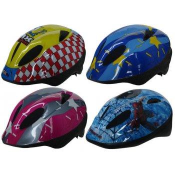 Dětská cyklistická helma vel. M (52-56cm) AC06271