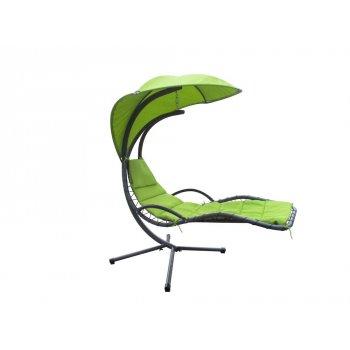 Závěsná houpačka - zelená lemone R41330