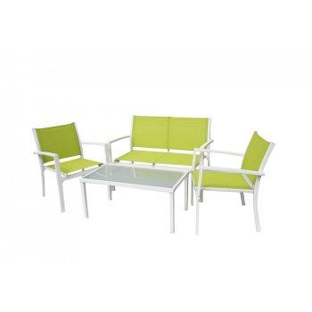 Zahradní kovový set Lemon R41217