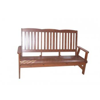Zahradní dřevěná lavice LUISA R41400
