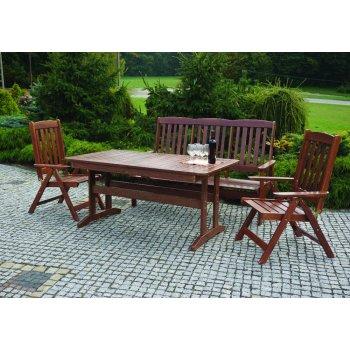 Zahradní dřevěná lavice LUISA