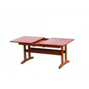 Zahradní dřevěný stůl LUISA R41248