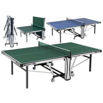 Pingpongový stůl na stolní tenis Sponeta S7-62i - zelená