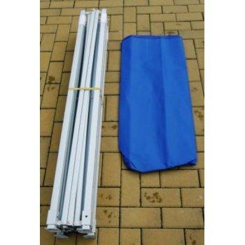 Zahradní párty stan CLASSIC nůžkový - 3 x 3 m modrý