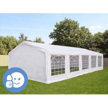 Zahradní párty stan CLASSIC 5 x 10 m - bílá JL41522