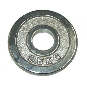 Kotouč chrom 0,5 kg - 25 mm
