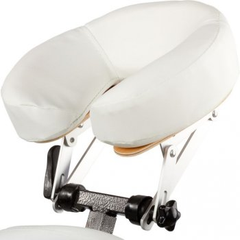 Masážní židle Movit skládací bílá 8,5 kg