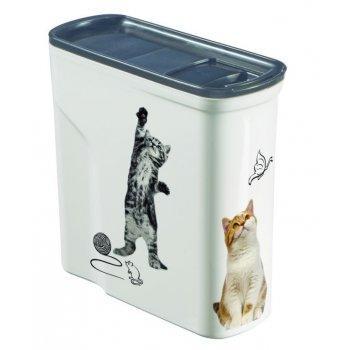 Kontejner na granule - 2L - kočka R41583