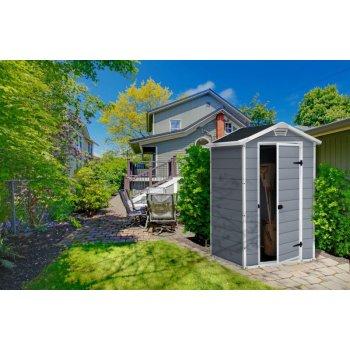 Zahradní plastový domek MANOR 4x3 R35696