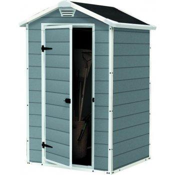 Zahradní plastový domek MANOR 4x3