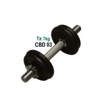 Činka nakládací jednoruční - 7 kg AC04552