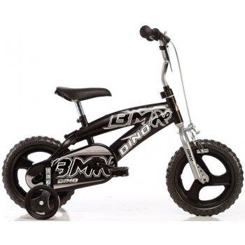 Dětské kolo Dino BMX černá 12 AC06467