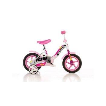 Dětské kolo DINO Bikes 101GLN růžová 10 2014