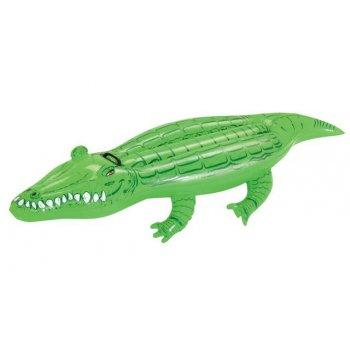 Krokodýl nafukovací 167x89 cm