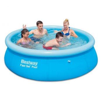 Bestway 57265 Samostavěcí bazén 244x66cm AC35460