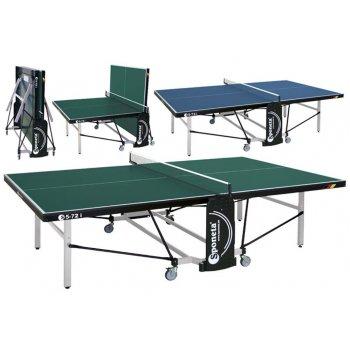 Stůl na stolní tenis (pingpong) Sponeta S5-72i, zelený AC32659