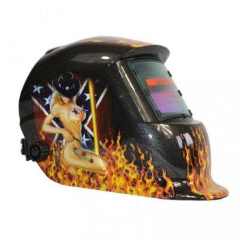 Svářecí kukla samostmívací Hot S34840