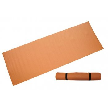 Gymnastická podložka 173x61x0,4 cm, ORANŽOVÁ AC39778