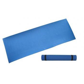 Gymnastická podložka 173x61x0,4 cm, MODRÁ
