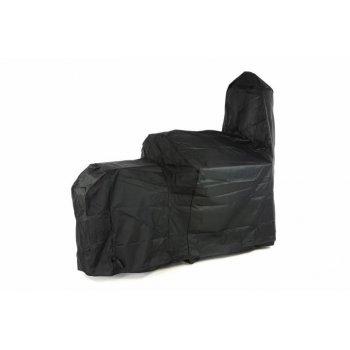 Ochranný obal na gril SMOKER - černý 212x172 cm D40814