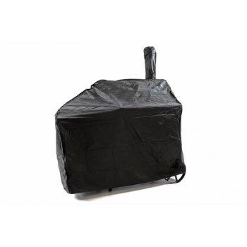 Ochranný obal na gril SMOKER - 120x65 cm černý
