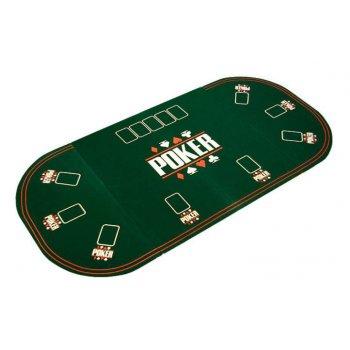 Poker podložka skládací dřevěná