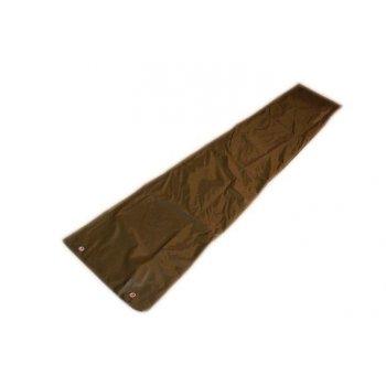 Půlkruhový zahradní slunečník terakota vč. příslušenství