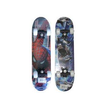 Skateboard dětský dřevěná deska AC05720