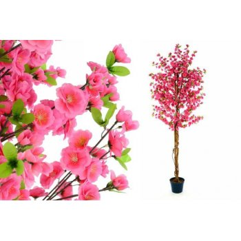 Umělá rostlina strom - třešeň 190 cm D00730