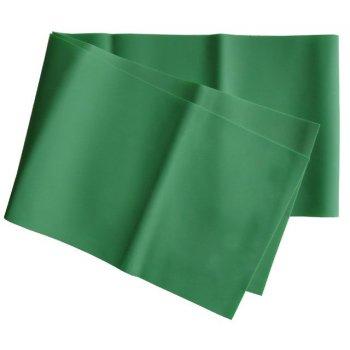 Stuha na aerobic zelená (posilovací guma)