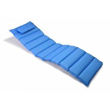 Polstrování na lehátko Garthen - modrá