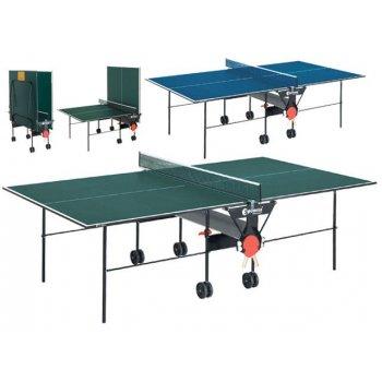 Stůl na stolní tenis (pingpong) Sponeta S1-12i-zelený AC32653