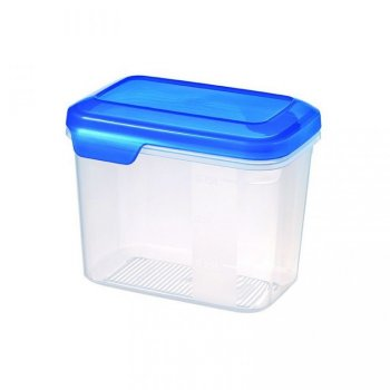 Plastová dóza FLEXI CHEF 1L - modré víko CURVER R31861