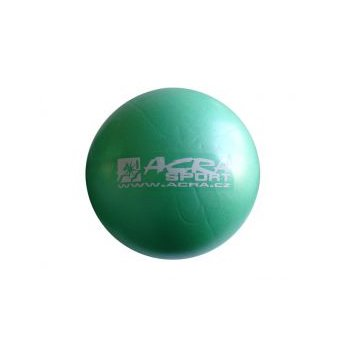 Míč OVERBALL 30 cm, zelený