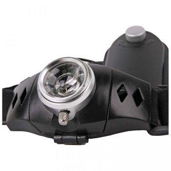 Svítilna čelová TESLA Zoom 3W LED s regulací intenzity