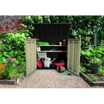 Zahradní úložný box STORE - 120 x 146 x 82 cm