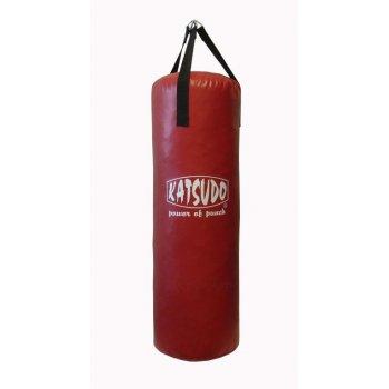 Boxovací pytel 100 cm Katsudo - červený AC40913