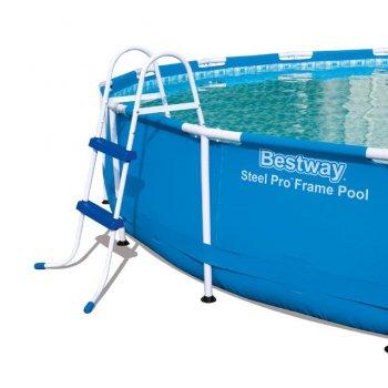 Schůdky k bazénu Bestway 84 cm AC40857