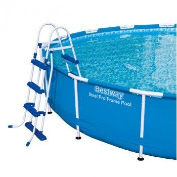 Schůdky pro bazény 107 cm AC40851
