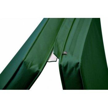 Polstrování pro lehátko 188 cm - tmavě zelená