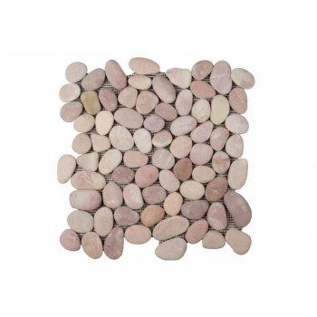 Mozaika Garth říční oblázky - obklady 1 m2 D00603