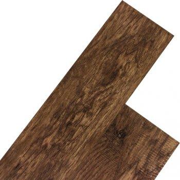 Vinylová podlaha STILISTA 5,07 m2 - ořešák tmavý M32553