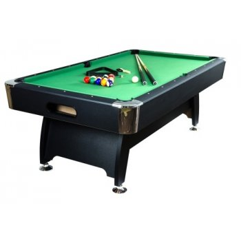 Kulečníkový stůl pool billiard kulečník 7 ft - s vybavením M07309