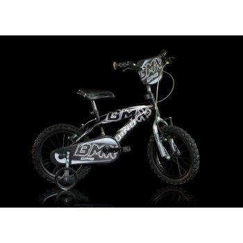 Dino BMX 165XC černá 16 2017 dětské kolo AC06223