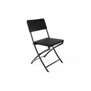 Skládací židle na zahradu 80 x 40 cm D37103