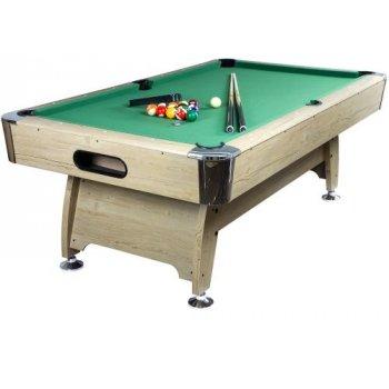 Kulečníkový stůl pool billiard kulečník 8 ft - s vybavením M07308